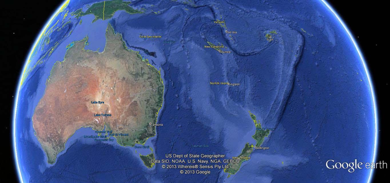 Nz fiji vanuatu new cal oz google earth map chesapeake on a sea of nz fiji vanuatu new cal oz google earth map gumiabroncs Images